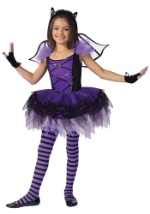 Girls Batarina Vampire Costume