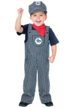 Toddler Choo Choo Conductor Costume