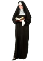 Plus Size Adult Nun Costume