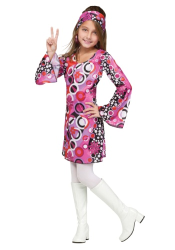 Child Retro Feelin' Groovy Costume