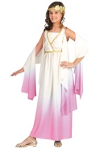 Child Divine Athena Goddess Costume