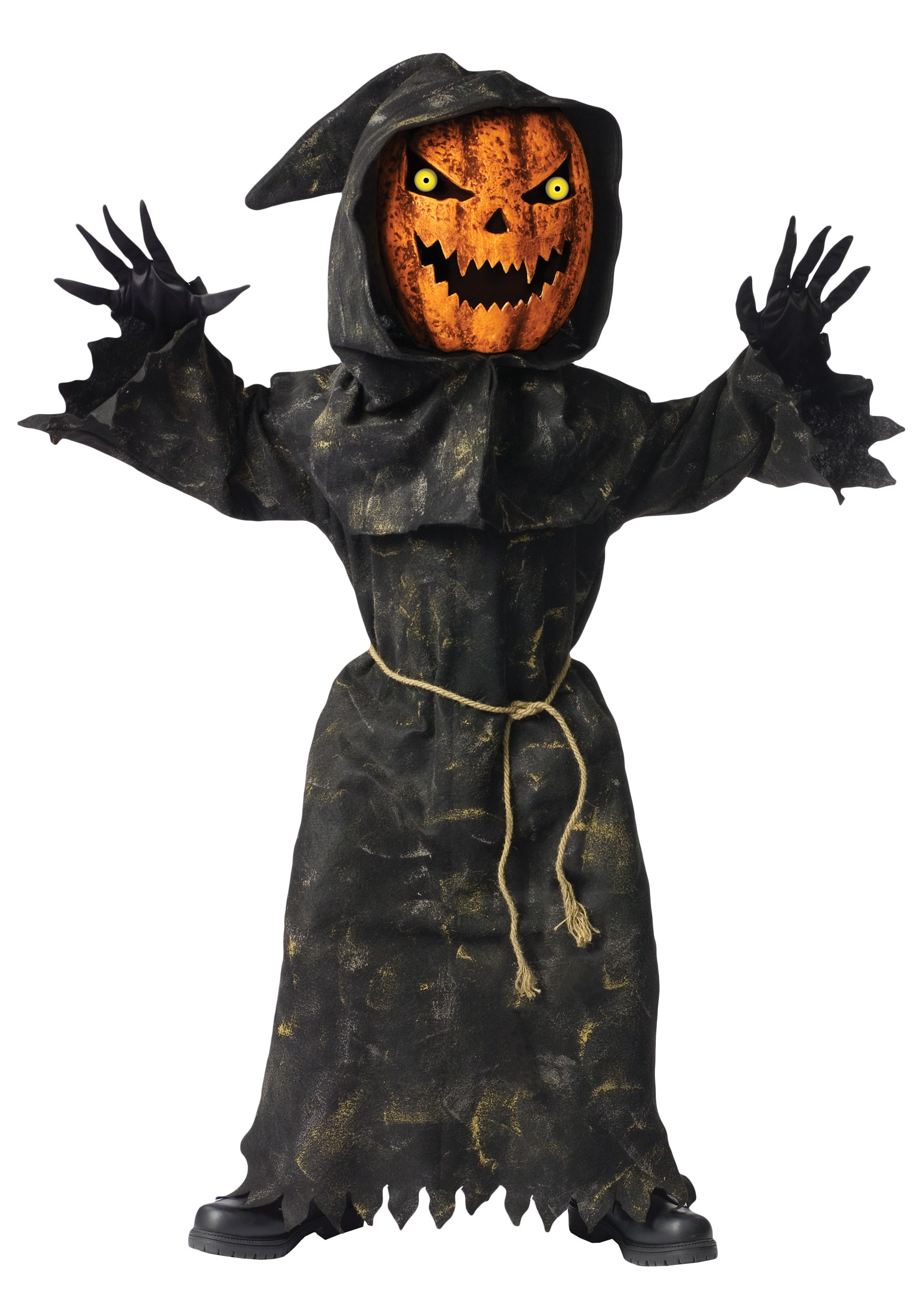 Uncategorized Scary Halloween Pictures For Kids child bobble eyes pumpkin costume kids scary halloween costumes googly costume