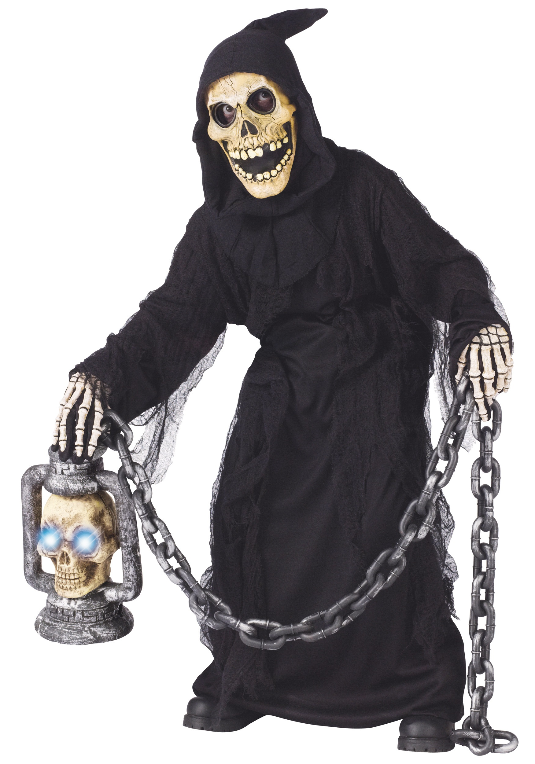 Boys halloween costume ideas this kids grim reaper costume
