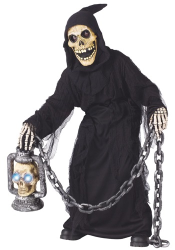 Boys Grave Ghoul Costume