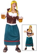 Mens German Bier Frau Costume