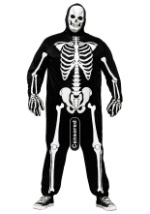 Skele-Boner Plus Size Costume