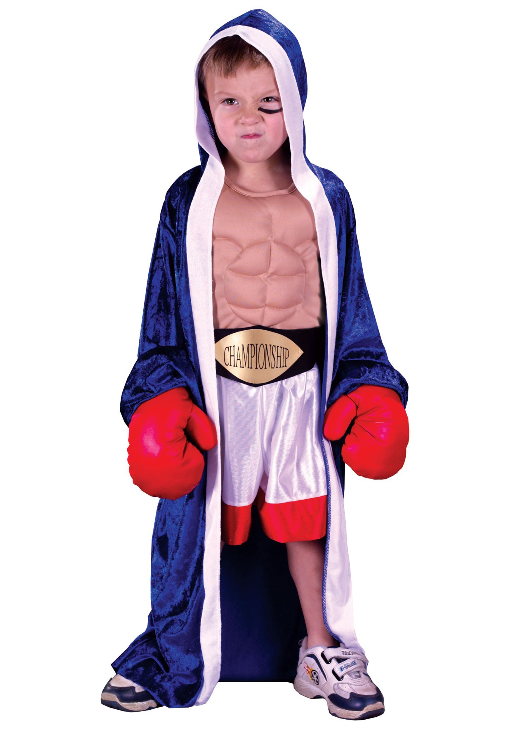 Images of Female Boxer Halloween Costume. NEW Sexy Boxer Halloween ...