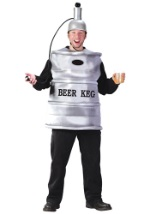 Beer Keg Mens Costume