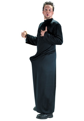 Keepin Up the Faith Priest Costume