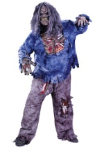 Plus Size Mauled Zombie Costume