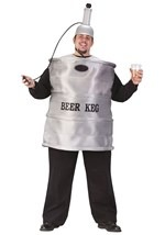 Jumbo Beer Keg Plus Size Costume
