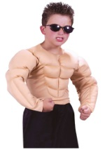Child Muscle Chest
