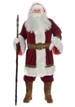 Plus Size Saint Nick Costume