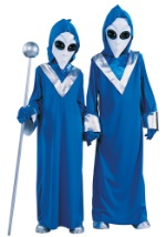 Kids Space Martian Costume