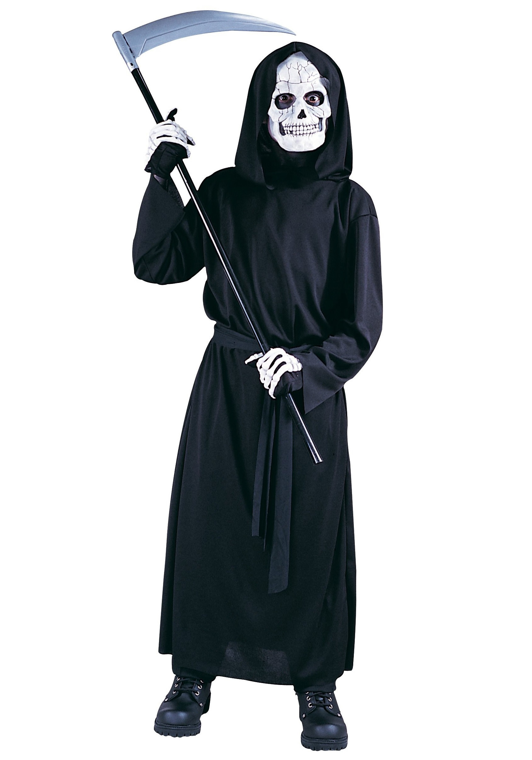 Halloween Costumes For Kids Scary.Scary Child Reaper Costume