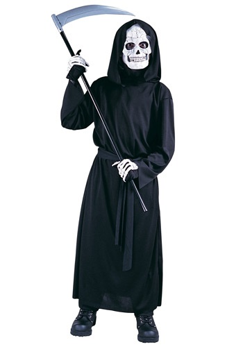 Scary Child Reaper Costume