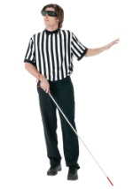 Blind Bat Referee Costume