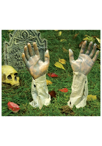 Groundbreaking Zombie Hands