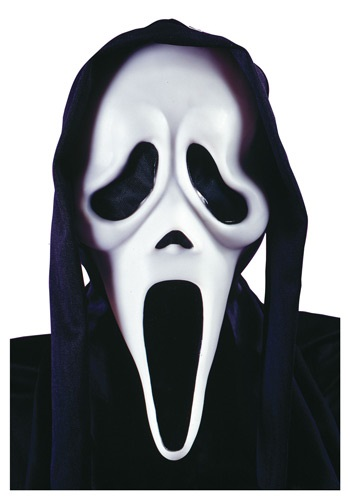 Scream Adult Mask