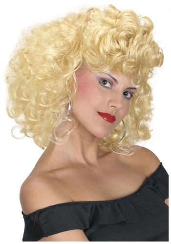 Grease Sandy Wig