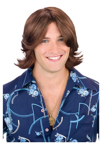70s Ladies Man Wig