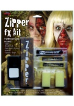 Zipper Effect Makeup Kit