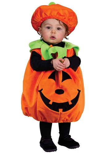 Mini Pumpkin Costume