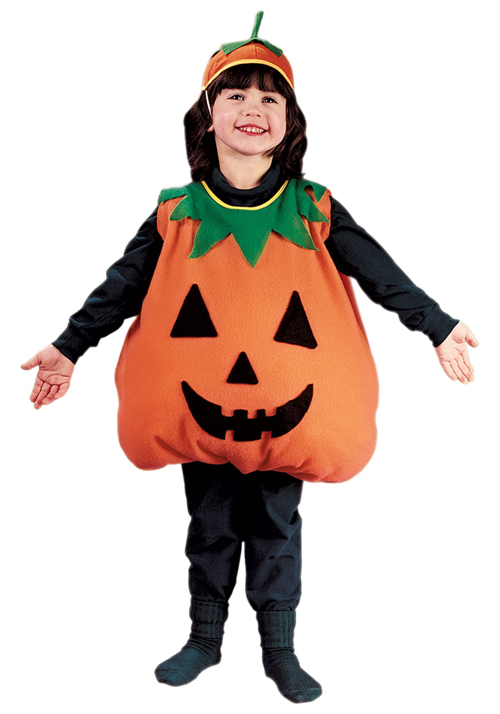 Kids pumpkin costume child funny halloween costumes for Children s halloween costume ideas