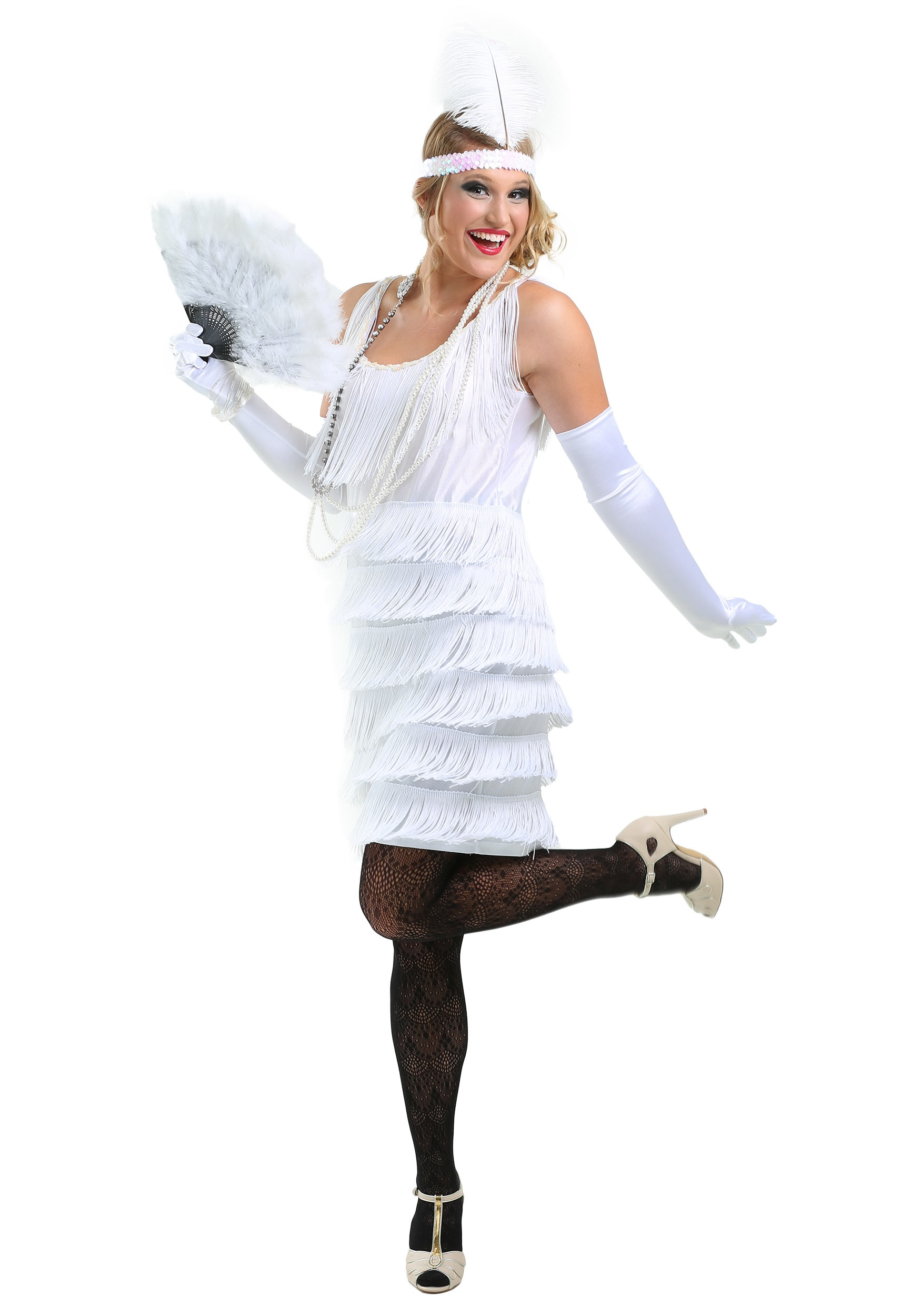 Flapper Girl Halloween Costume Diy Flapper Halloween Costume
