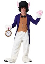 Exclusive White Rabbit Costume