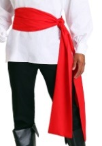 Red Pirate Sash