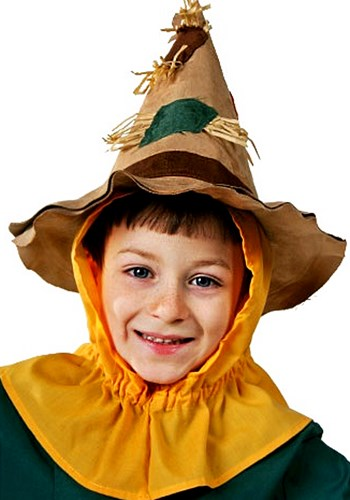 Exclusive Childrens Scarecrow Hat