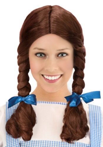 Adult Dorothy Braid Wig