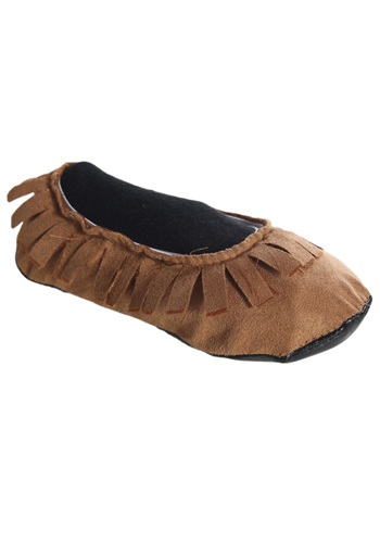 Simple Moccasins for Adults