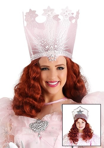 All Ages Glinda Wig