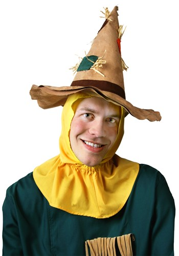 Adult Conical Scarecrow Hat
