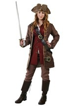 Womens Elite Authentic Caribbean Pirate Costume
