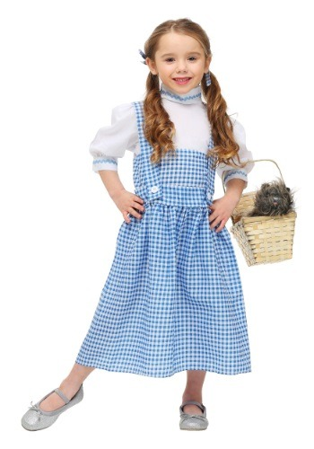 Toddler Girl's Dorothy Costume
