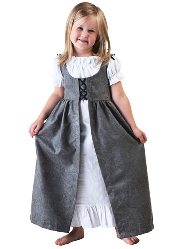 Girl's Toddler Renaissance Costume