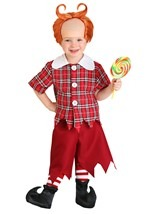 Toddler Little Red Munchkin Costume