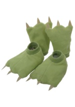 Kids Green Hands and Feet Set