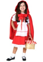 Little Toddler Red Riding Hood Costume