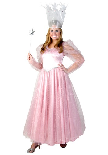 Plus Size Glinda Costume