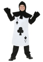 Kids Clubs Card Costume