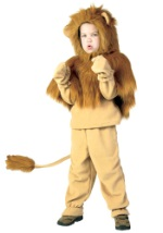 Storybook Kids Lion Costume