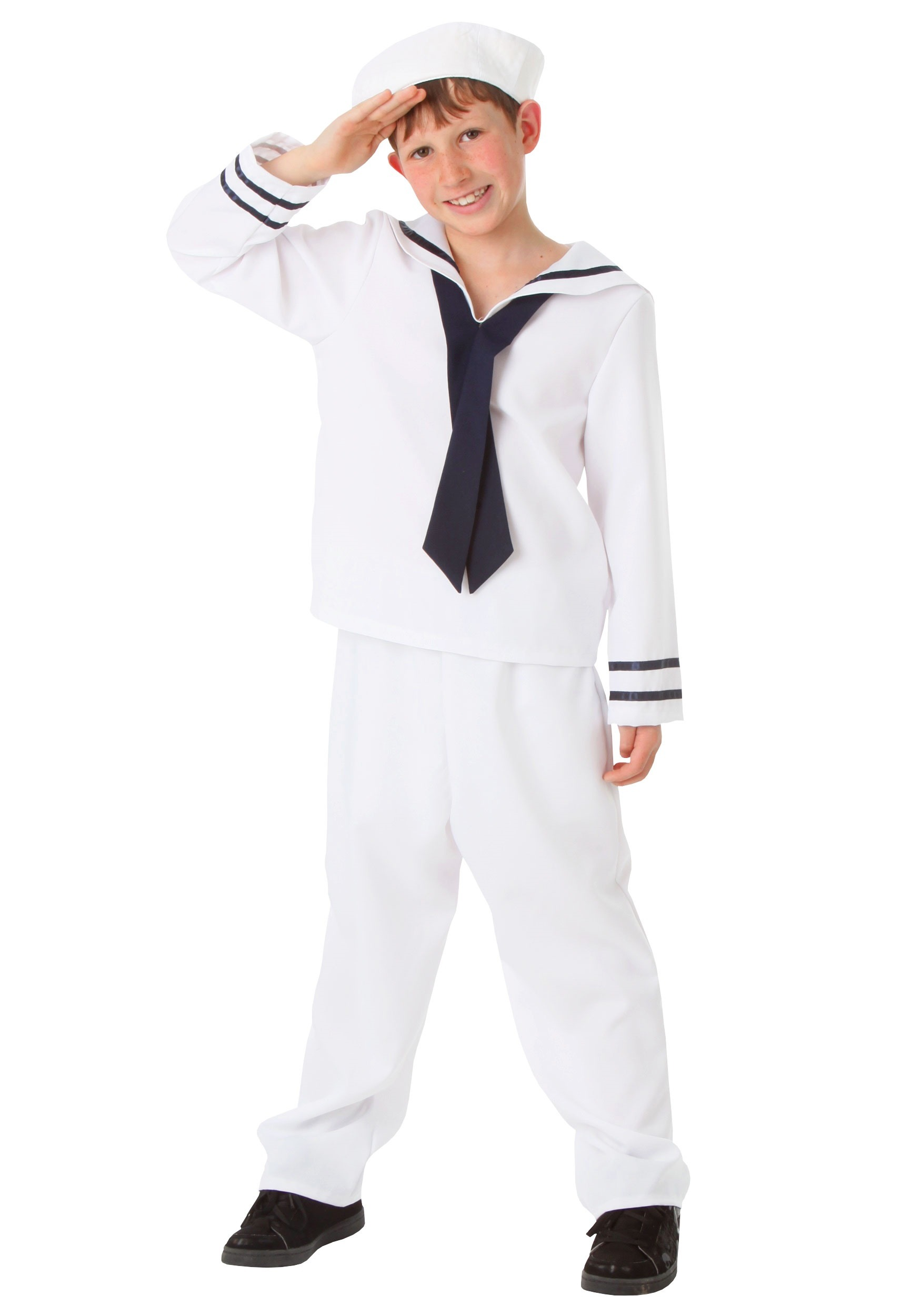 Nautical Halloween Costume Ideas
