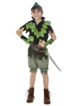 Deluxe Kids Peter Pan Costume