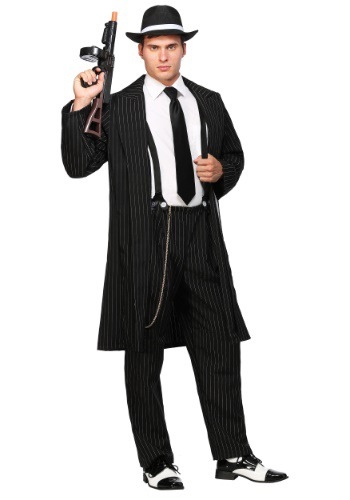 Gangster Zoot Suit Costume