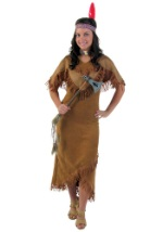 Women's Indian Maiden Costume