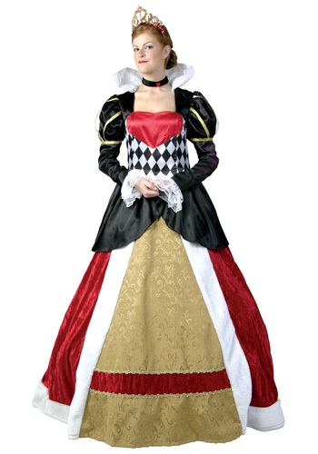 Elite Queen of Hearts Costume